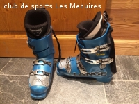 Chaussure Lange T 27.5 chaussons neufs